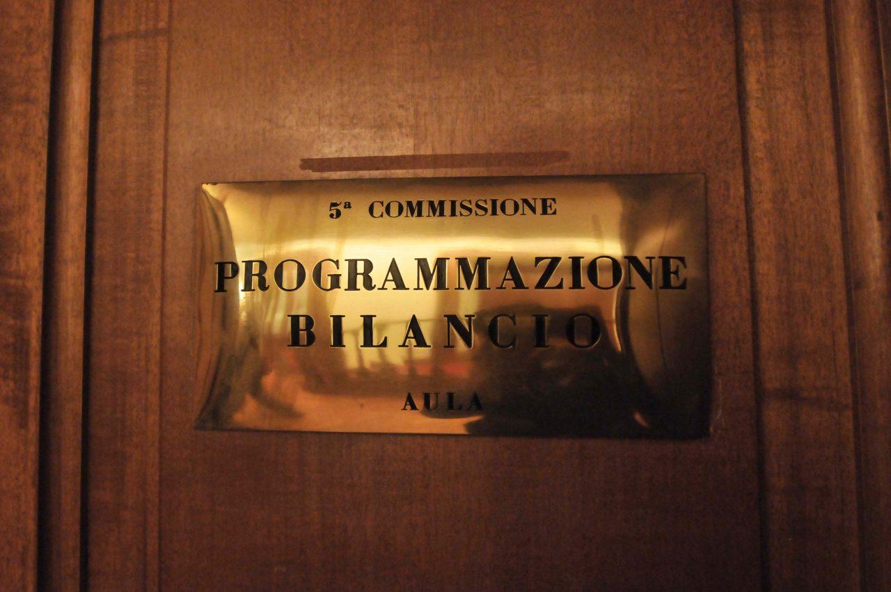 Def per la difesa sono due gli obiettivi principali for Commissione bilancio camera